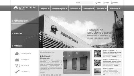 porttal web  refricentro